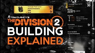 Division 2 - Gear And BUILDING Explained - Improved Heavily - dooclip.me