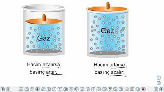 Eğitim Vadisi 11.Sınıf Kimya 7.Föy Gazların Özellikleri - İdeal Gaz Yasası Konu Anlatım Videoları