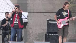 Video Hřbitovní fest Volyně 2013  J&Elita