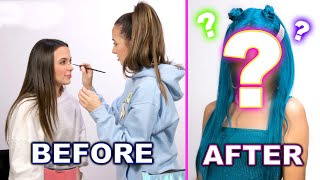 Giving My Twin a Transformation Makeover - Merrell Twins