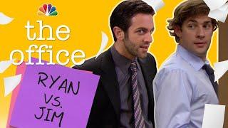 Jim Vs. Ryan - The Office