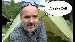 Das perfekte Zelt für 3 Personen ? | Tatonka Alaska 3.235 PU