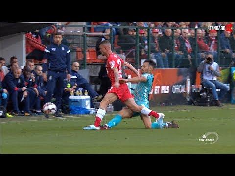 Standard - Charleroi : 1-1
