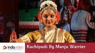 Kuchipudi by Manju Warrier, Nishagandhi Festival, 2013
