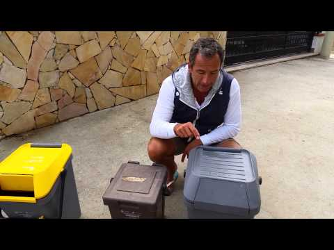 Reisetipp Sardinien - Anleitung zur Mülltrennung