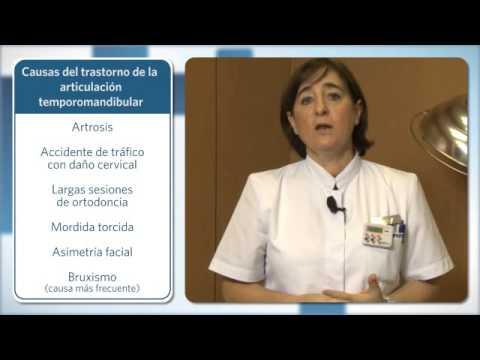 Tratamiento de la subluxación crónica de las vértebras cervicales