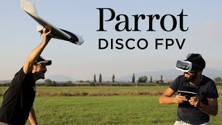 Parrot DISCO FPV - Recensione e Volo FPV [ITA] - PARTE 1