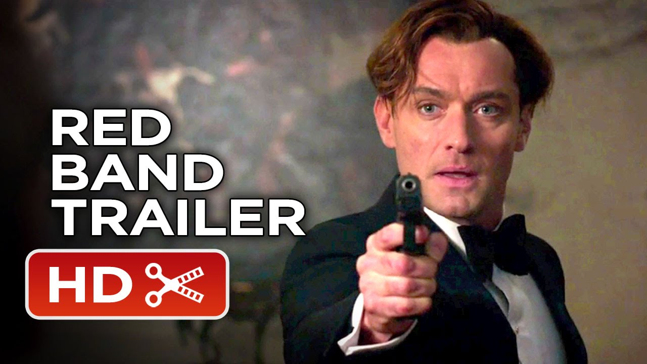 Spy Official Red Band Trailer #1 (2015) – Melissa McCarthy Comedy HD