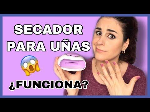 SECADOR DE UÑAS...¿FUNCIONAN ESTOS TRASTOS?||Lidia Martinez
