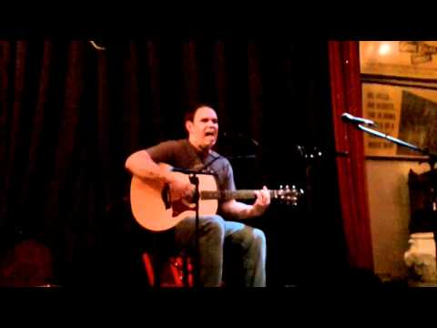 Robert Slye Wallflowers cover at Angelica's Open Mic 12-1-10