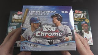 OPENING BASEBALL CARD PACKS AGAIN! | Opening Packs #1