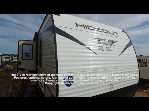 2019 Keystone RV Hideout 318LHS Bunk Beds at Campers RV Center, Shreveport, LA 71129
