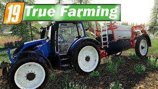LS19 True Farming #86 - Rainer C. Ment wird fristlos gekündigt! | Farming Simulator 19