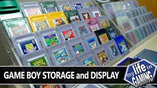 Game Boy Storage & Display :: Tips & Tweaks (w/Game Dave)