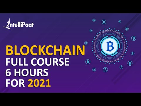 Blockchain Full Course | Blockchain Tutorial For Beginners ...