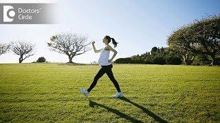 Is walk good during pregnancy? - Sanghamitra