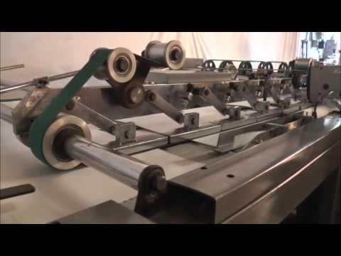 PP Bag Cutting Stitching Machine