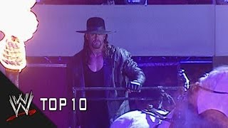 Undertaker Returns - WWE Top 10