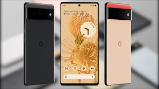 Google Pixel 6 and Pixel 6 Pro get official
