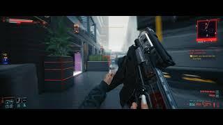 Cyberpunk 2077 JB - Long Sleeves Jacket Mod Gameplay