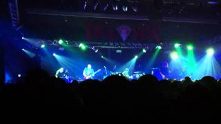 Joe Satriani - Wind in the trees - Rock Star Baracaldo 20-11-2010