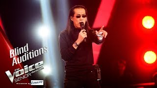 อาตั้ม - Play That Funky Music - Blind Auditions - The Voice Senior Thailand - 11 Mar 2019