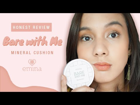 Honest Review Emina Bare With Me Mineral Cushion