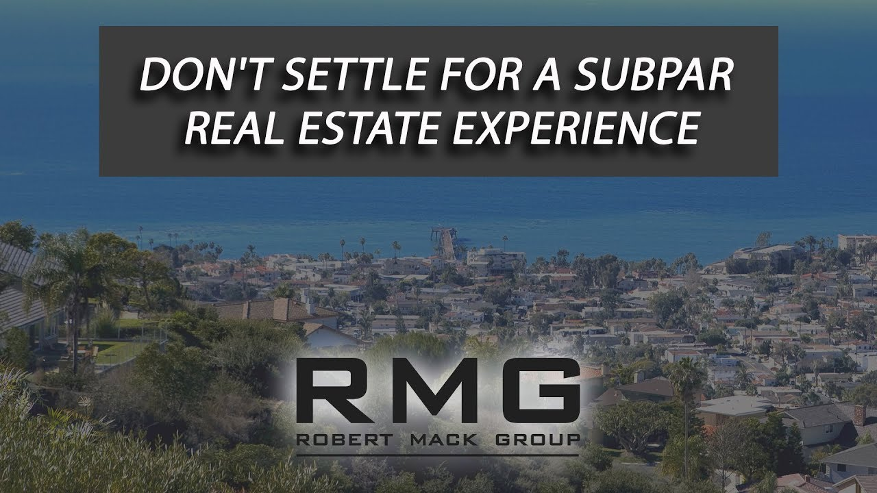 Don't Settle for a Subpar Real Estate Experience