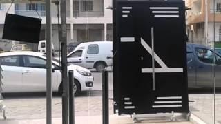 Visite Salle d'exposition SEF TUNISIE