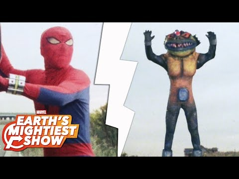 The amazing 1970s kaiju of Toei Spider-Man | Earth's Mightiest Show Bonus