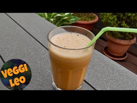 Erfrischender Kaffee Frappe