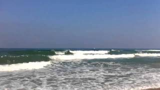 preview picture of video 'surfing israel 3/6/11'