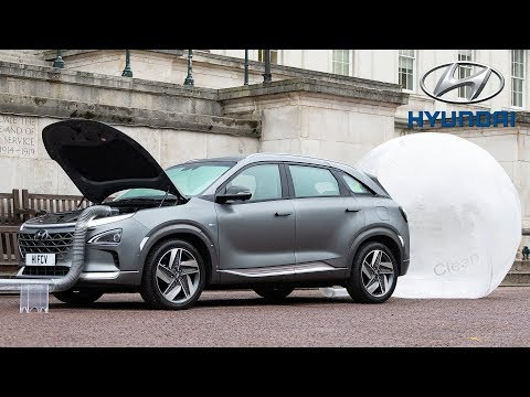 2019 Hyundai Nexo – The Most Polluted Road In London