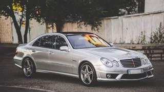 StaFFорд63   Салам пацанам L Mercedes Benz AMG W211