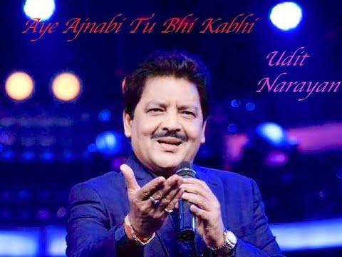 Aye Ajnabi Tu Bhi Kabhi# Udit Narayan# _Dil Se_ Hindi Song