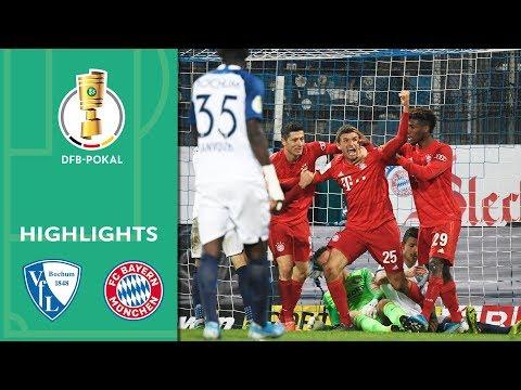 VfL Bochum vs. FC Bayern München 1-2 | Highlights | DFB Cup 2019/20 | 2nd Round