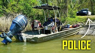 Helping Search & Rescue Teams Locate Two Drowned People in River (Bodies Recovered) - Video Youtube