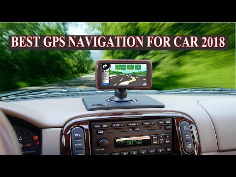 Gps Navigation For Car 2018||Top 10 Best Gps Navigation For Car 2018