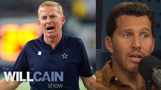 Who wants to coach the Dallas Cowboys? | The Will Cain Show