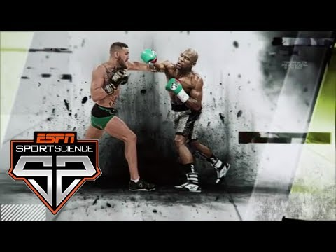 The Science Behind Mayweather vs. McGregor | Sport Science | ESPN