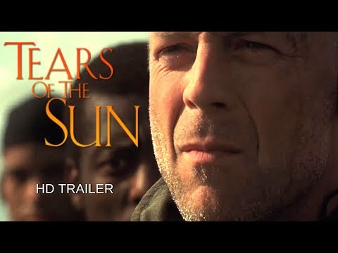 TEARS OF THE SUN  (2002) Trailer #1 - Bruce Willis - Monica Bellucci