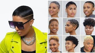 MOST STUNNING SHORT HAIRSTYLES FOR AFRICAN AMERICAN WOMEN By Wendy Styles.
