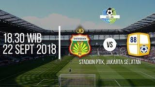 Jadwal Siaran Langsung Vidio.com, Bhayangkara FC Vs Barito Putera Liga 1 2018 Pukul 18.30 WIB