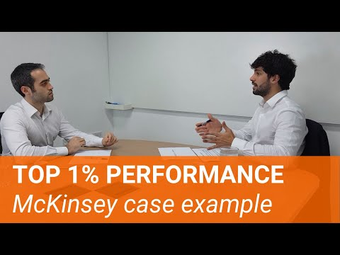 McKinsey Case Interview Example - Solved by ex-McKinsey Consultant