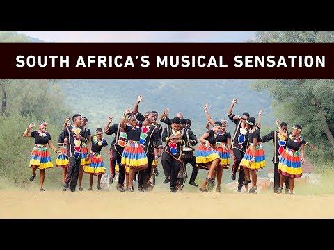 Meet SA's musical sensation, Ndlovu Youth Choir