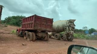 preview picture of video 'Exposing The Erosion Site Of Corruption In Abia State Where Contractor Now Lives & Milks The State'