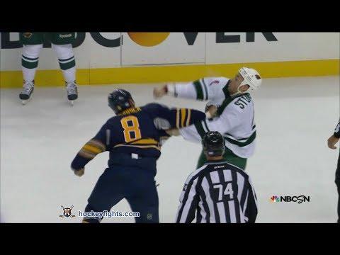 Clayton Stoner vs Cody McCormick