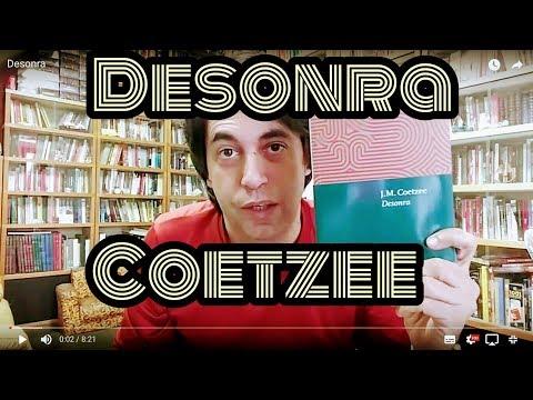 Desonra - Coetzee