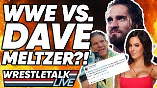 WWE Vs… Dave Meltzer?! Best Feud Of 2019? & WE'VE GOT MERCH NOW! | WrestleTalk Not Live