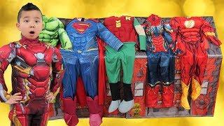 Magic Superhero Wheel Costumes Fun With CKN